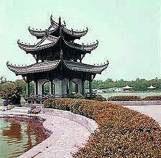 архитектура китая фото